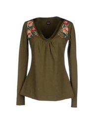 Nolita Sweatshirts Military Green