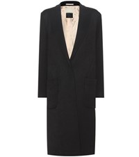 By Malene Birger Tailored Coat Black