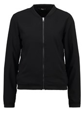 Only Onlnova Bomber Jacket Black