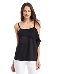 Kenneth Cole Vivianna Blouse Black