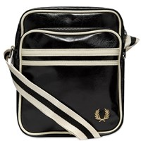 Fred Perry Authentic Classic Side Bag Black