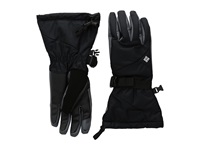 Columbia Bugaboo Interchange Glove Black Graphite Black Extreme Cold Weather Gloves