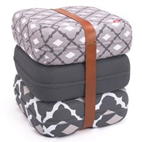 Fatboy Floor Cushions Baboesjka Set Amelia Grey