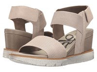 Otbt Cosmos Stone Women's Wedge Shoes White
