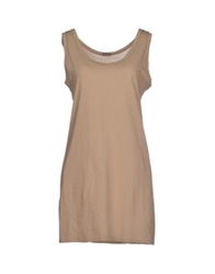 Anneclaire Tops Beige