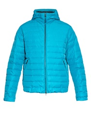 Raey Hooded Quilted Shell Jacket