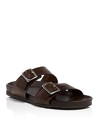 To Boot New York Bedford Double Strap Sandals T Moro
