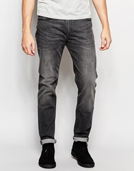 Lee Jeans Arvin Stretch Slim Tapered Fit Grey Worn Grey