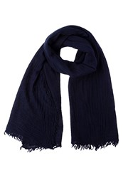 Scotch And Soda Scarf Night Dark Blue
