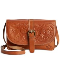 Patricia Nash Tooled Torri Crossbody Florence