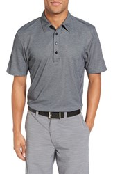 Travis Mathew Men's The Ten Year Polo Castlerock