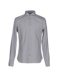 Exibit Shirts Grey