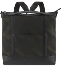 Mulberry Large Multitasker Backpack Army Green