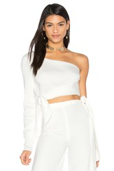 Style Stalker Knox Top White