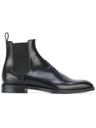 Givenchy Star Patch Chelsea Boots Black