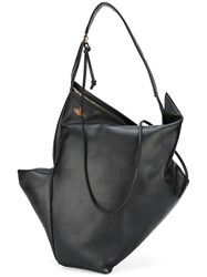 Vivienne Westwood Large Hobo Bag Black