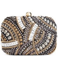 Inc International Concepts Raychill Clutch Only At Macy's Black
