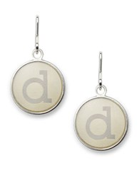Alex And Ani Alphabet Necklace Charm Silver