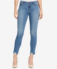 William Rast Sculpted High Rise Skinny Jeans Indigo Tart