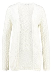 Tom Tailor Denim Cardigan Off White Off White
