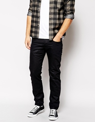 G Star Jeans 3301 Low Tapered Black 3D Aged