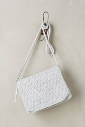 Anthropologie Nova Crossbody Bag Denim Light