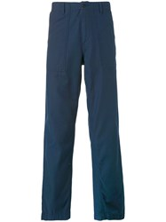 Carhartt Chino Trousers Men Cotton Polyester 31 Blue