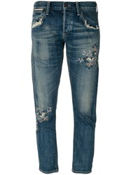 Citizens Of Humanity Skinny Jeans Women Cotton Rayon 27 Blue