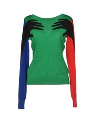 Jc De Castelbajac Sweaters Green