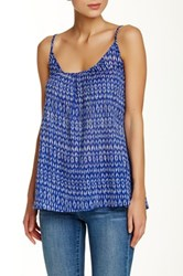 Soft Joie Sparkle Tank Blue