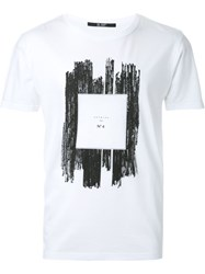 Hl Heddie Lovu 'Nothing' T Shirt White