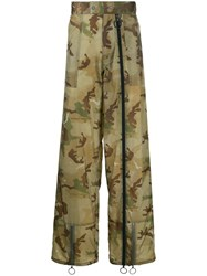 Off White Puzzle Pieces Print Trousers 60
