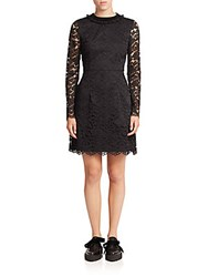 Marc By Marc Jacobs Isabella Lace Dress Black