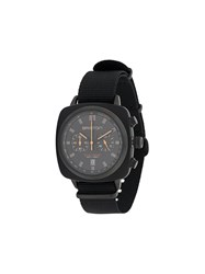 Briston Watches Clubmaster Sport Watch Black