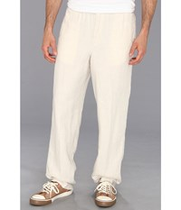 Tommy Bahama New Linen On The Beach Easy Fit Pant Natural Linen Men's Casual Pants Beige