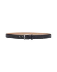 Hackett Belts Black