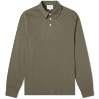 Norse Projects Long Sleeve Ruben Polo Green