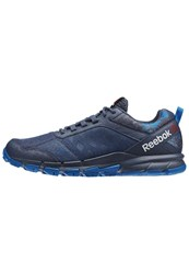 Reebok Trail Warrior Trail Running Shoes Royal Slate Slate Instinct Blue Dark Blue
