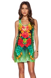 Seafolly Planet Earth Dress Green