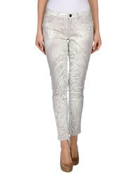 Elie Tahari Trousers Casual Trousers Women Beige
