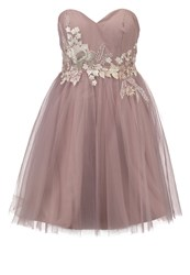 Laona Cocktail Dress Party Dress Taupe