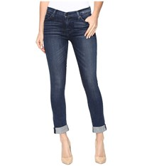 Hudson Tally Cropped Skinny In Moonshine Moonshine Women's Jeans Gray