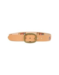 Levi's Made And Crafted Belts Sand
