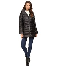 Marc New York Erin Sweater Down Jacket Black Women's Coat