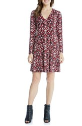 Karen Kane Women's Fit And Flare Dress