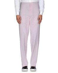 Brooks Brothers Trousers Casual Trousers Men Pink