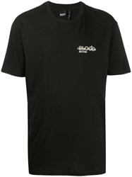 Blood Brother Scanner T Shirt Black