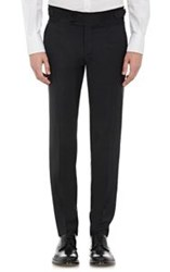 Dolce And Gabbana Tuxedo Trousers Black