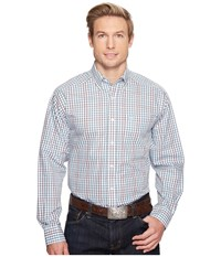 Ariat Hamilton Shirt Multi Men's Long Sleeve Button Up