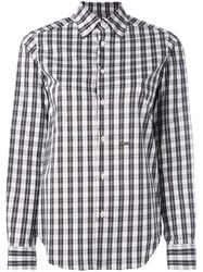 Dsquared2 Checked Shirt Grey